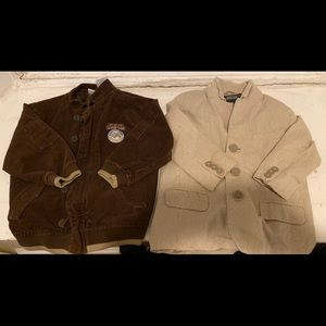 Boy jacket 3T bundle
